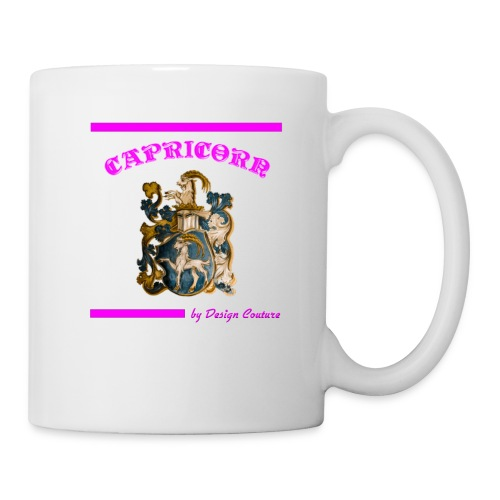 CAPRICORN PINK - Coffee/Tea Mug