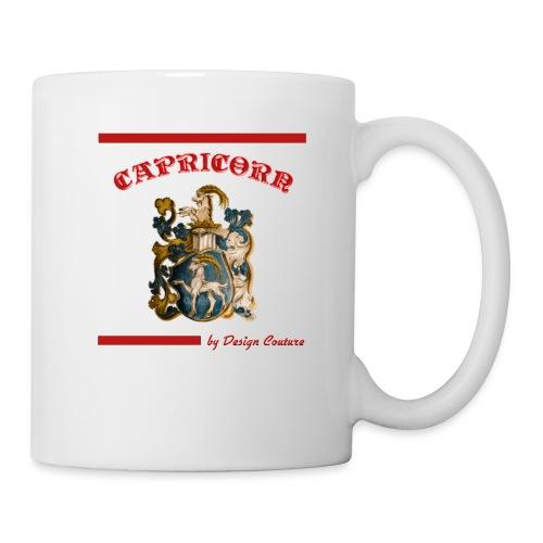 CAPRICORN RED - Coffee/Tea Mug