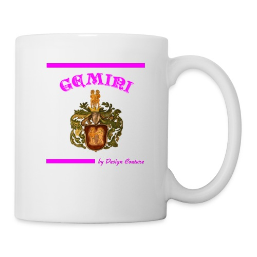 GEMINI PINK - Coffee/Tea Mug