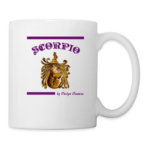 SCORPIO PURPLE - Coffee/Tea Mug