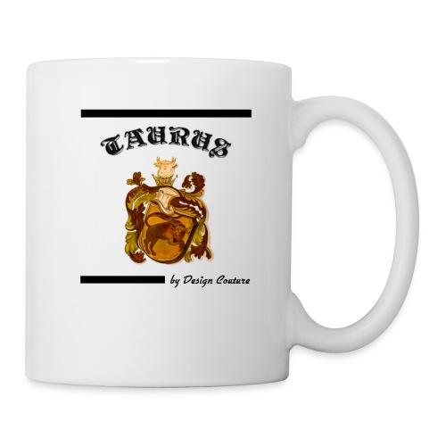 TAURUS BLACK - Coffee/Tea Mug