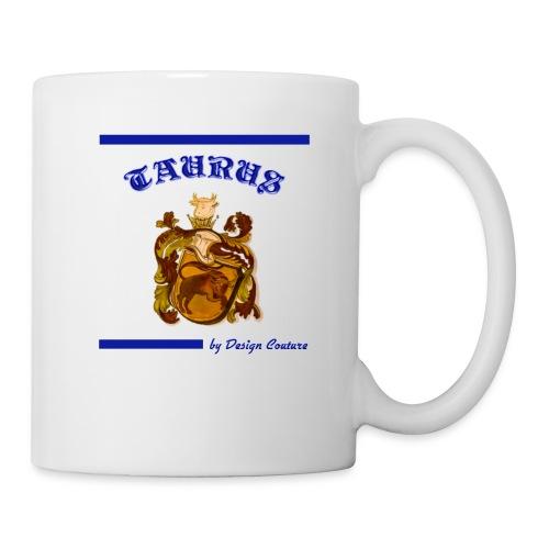 TAURUS BLUE - Coffee/Tea Mug