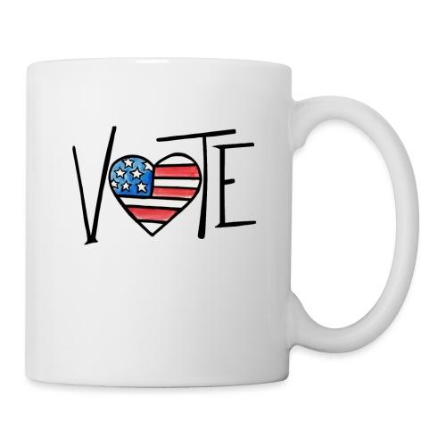 VOTE - Coffee/Tea Mug