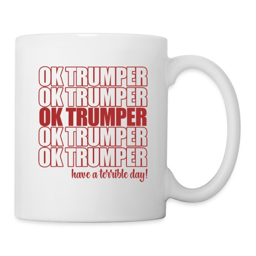 OK trumper - Coffee/Tea Mug