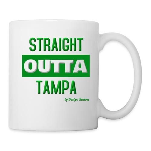 STRAIGHT OUTTA TAMPA GREEN - Coffee/Tea Mug