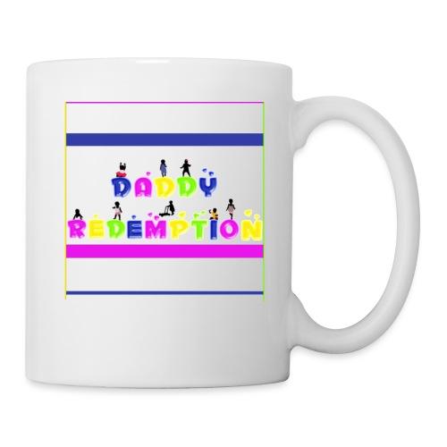 DADDY REDEMPTION T SHIRT TEMPLATE - Coffee/Tea Mug