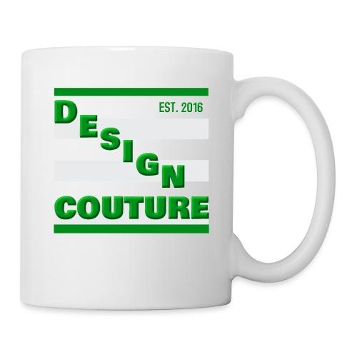 DESIGN COUTURE EST 2016 GREEN - Coffee/Tea Mug
