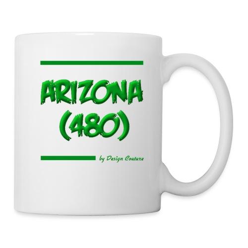 ARIZON 480 GREEN - Coffee/Tea Mug