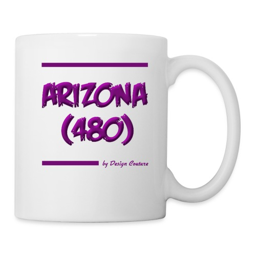 ARIZON 480 PURPLE - Coffee/Tea Mug