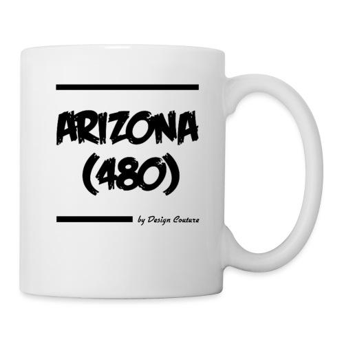 ARIZON 480 BLACK - Coffee/Tea Mug
