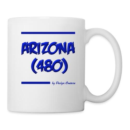 ARIZON 480 BLUE - Coffee/Tea Mug