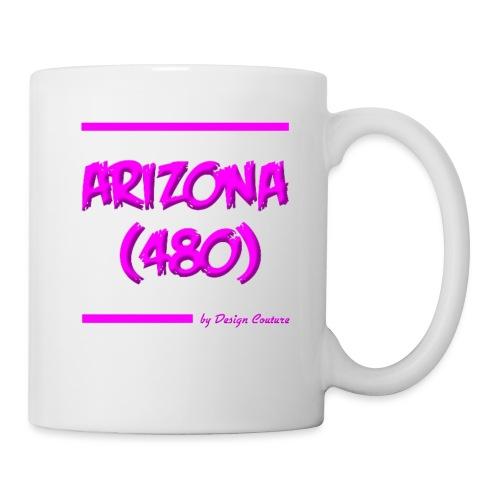 ARIZON 480 PINK - Coffee/Tea Mug