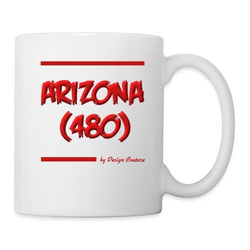 ARIZON 480 RED - Coffee/Tea Mug