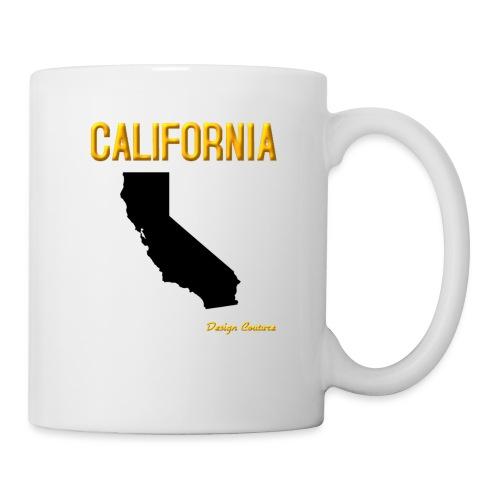 CALIFORNIA ORANGE - Coffee/Tea Mug