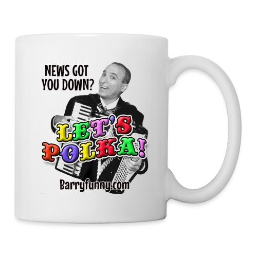 Let's Polka! Mug - Coffee/Tea Mug