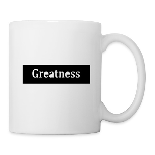 Greatness - Coffee/Tea Mug