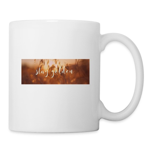 stay golden - Coffee/Tea Mug