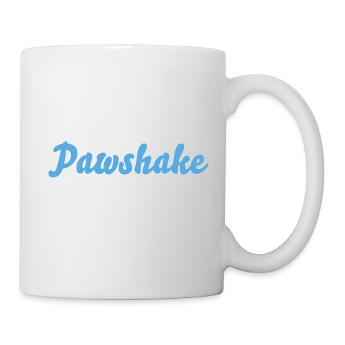 High Res Pawshake Logo - Coffee/Tea Mug