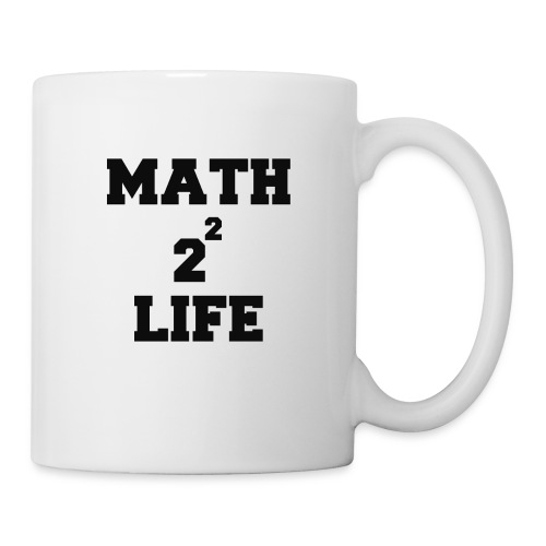 math 4 life - Coffee/Tea Mug