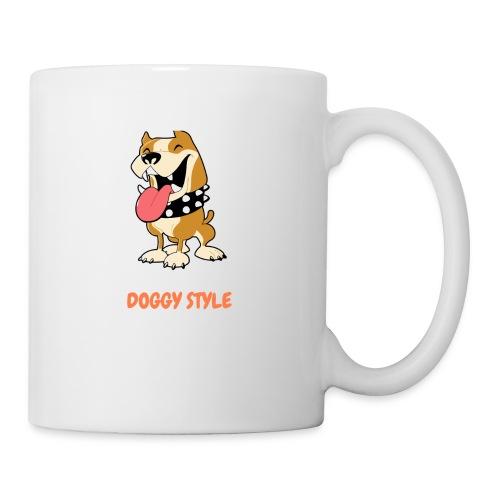 DOGGY STYLE right here - Coffee/Tea Mug
