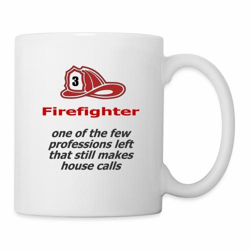 Exclusive design for firefighters - Coffee/Tea Mug