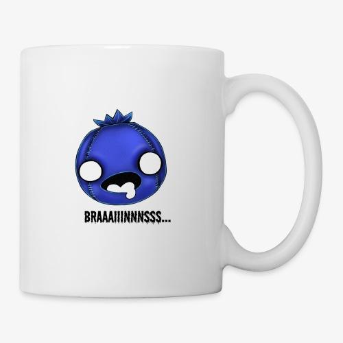 Zomberry wants braaaiiinnnsss - Coffee/Tea Mug