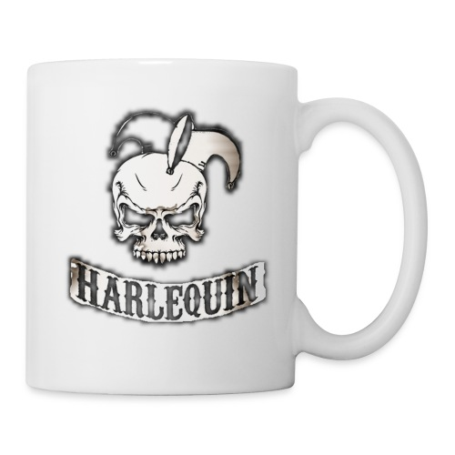 harlequin2048 png - Coffee/Tea Mug