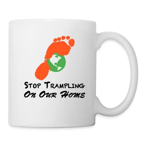 Mean good for the earth - Coffee/Tea Mug