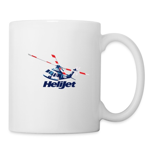 Helijet Colour Artwork - Coffee/Tea Mug