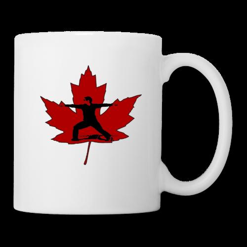 Canadian Warrior - Coffee/Tea Mug