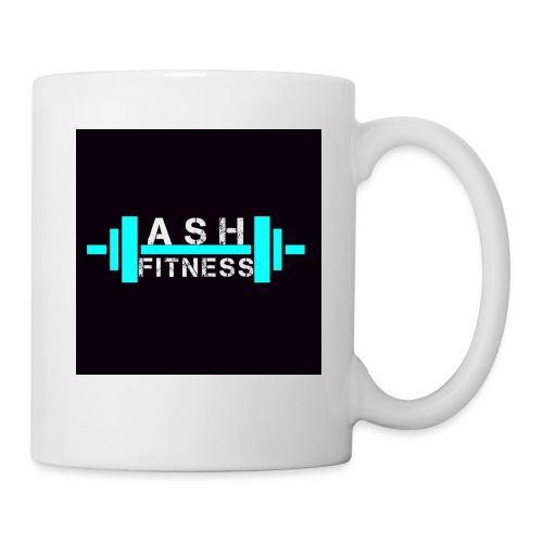 ASH FITNESS ACCESSORIES - Coffee/Tea Mug