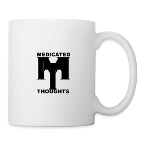 MEDICATED THOUGHTS - Coffee/Tea Mug