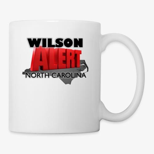 Wilson Alert Original Logo - Coffee/Tea Mug