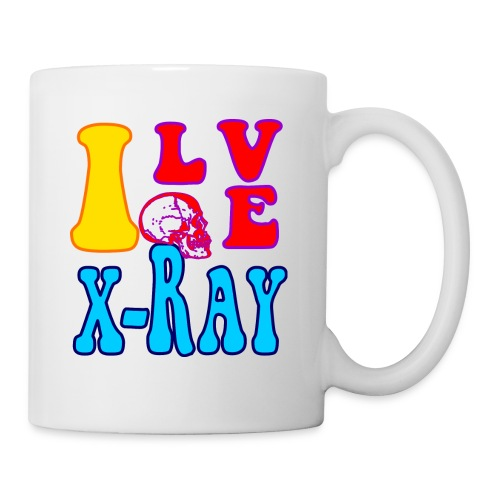 I Love X-Ray - Coffee/Tea Mug
