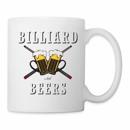 Billiard Lover - Billiard And Beers - Coffee/Tea Mug