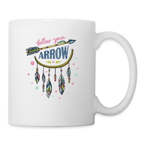FOLLOW YOUR ARROW 01 - Coffee/Tea Mug