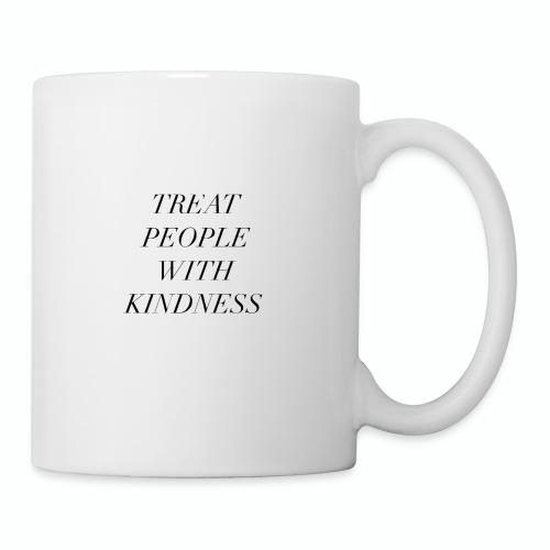 Treat People with Kindness - Coffee/Tea Mug