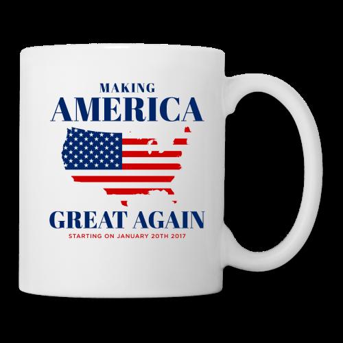Making America Great Again - Coffee/Tea Mug