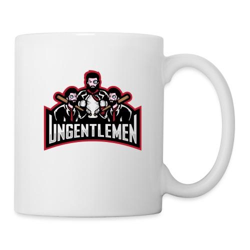 Ungentlemen Text Logo - Coffee/Tea Mug