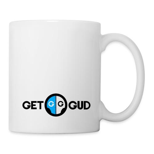 Get Gud text with logo in between - Coffee/Tea Mug