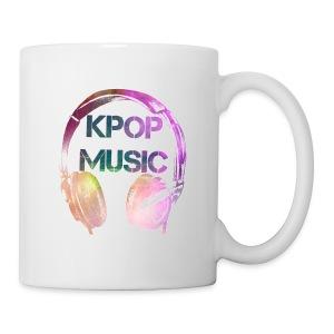 KPOP MUSIC - Coffee/Tea Mug