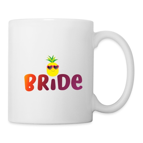Tropical Bride Tee - Pineapple (SeeMatching items) - Coffee/Tea Mug