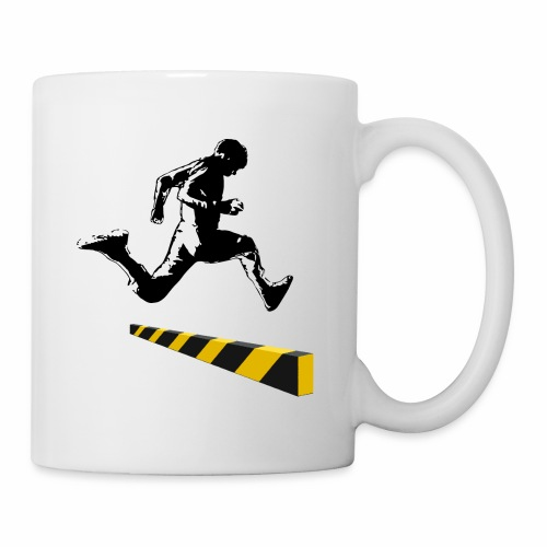 Leaping The Bounds of Caution - Coffee/Tea Mug