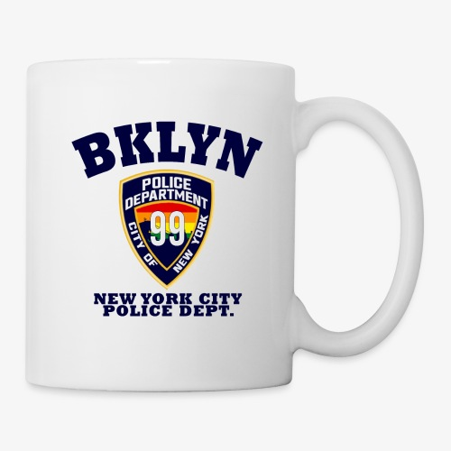 Vintage Brooklyn 99 - Coffee/Tea Mug