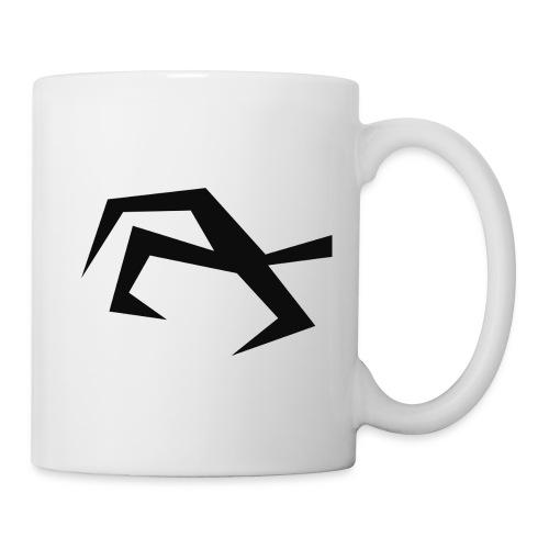 Bird Hand black - Coffee/Tea Mug