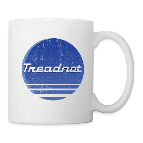 Treadnot Vintage - Coffee/Tea Mug