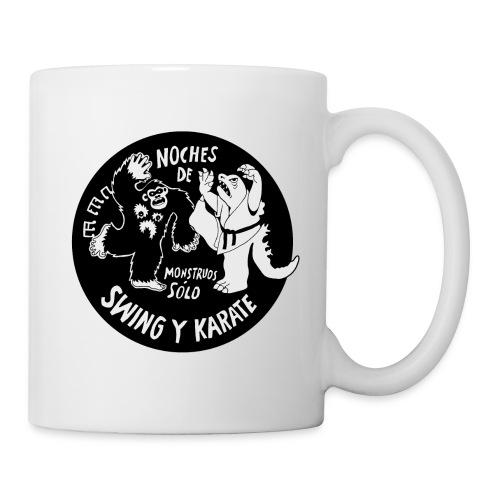 Noches de swing y karate - Coffee/Tea Mug