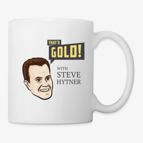 That's Gold! with Steve Hytner - Coffee/Tea Mug