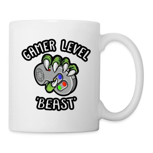 GAMER LEVEL - Coffee/Tea Mug