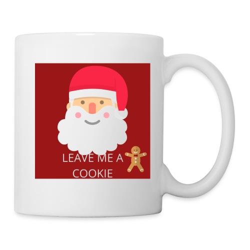 Santa Leave Me A Cookie - Coffee/Tea Mug